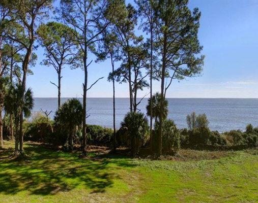 Luxury real estate beautiful home site overlooking the ocean