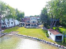 perfect waterfront home with an open floor plan luxury properties