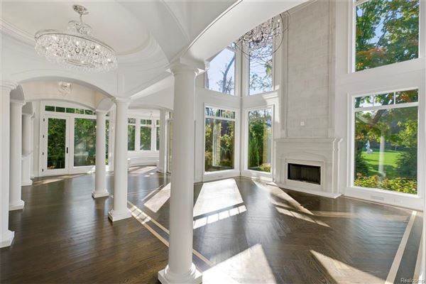 luxurious new home overlooks idyllic quarton lake mansions