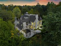 Luxury real estate luxurious new home overlooks idyllic quarton lake