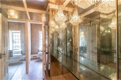 Luxury real estate Landmark Wallace Frost home situated on 3.2 acres