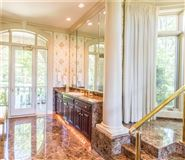 Luxury homes grand Bloomfield Hills estate