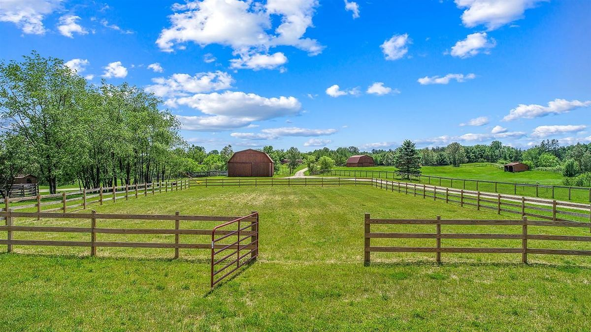 Luxury real estate One of Michigan's most breathtaking 900 acre properties
