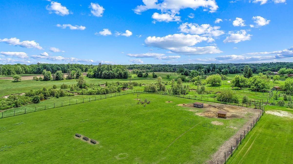 Luxury properties One of Michigan's most breathtaking 900 acre properties
