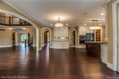Luxury homes Elegantly crafted home with lovely open floor-plan