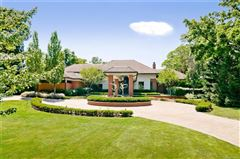 Mansions in Spectacular gated estate on shores of pine lake