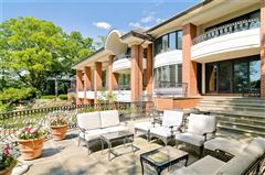 Spectacular gated estate on shores of pine lake luxury properties