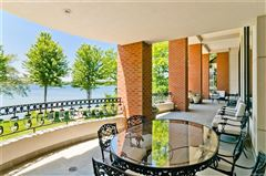 Spectacular gated estate on shores of pine lake mansions