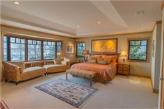 Luxury real estate sophisticated lakefront living