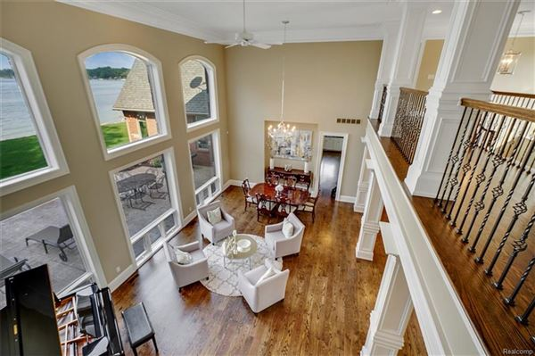 ELEGANT, NEWER CONSTRUCTION HOME IN ORCHARD LAKE | Michigan ... on home garden design, home greenhouse design, home orchard fruit tree, home orchard irrigation system, home orchard plan, home winery design, home fruit orchard layout, home aquaponics design, home virginia design,
