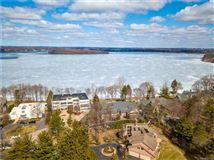 a majestic orchard lake lakefront property luxury properties