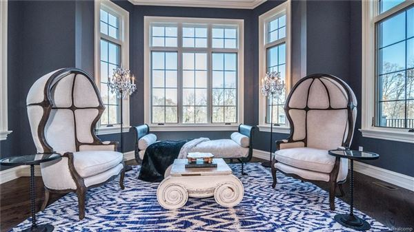 Luxury properties Stunning French Chateau Estate In Rochester