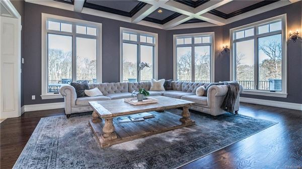 Luxury homes Stunning French Chateau Estate In Rochester