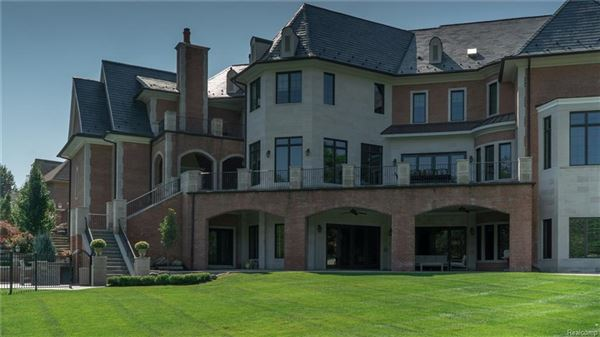 Luxury homes in Stunning French Chateau Estate In Rochester