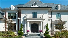 a Stunning French Chateau Estate luxury homes