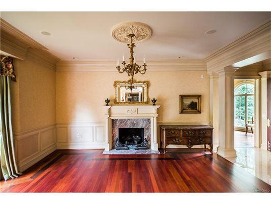 Castello Montebello Michigan Luxury Homes Mansions For
