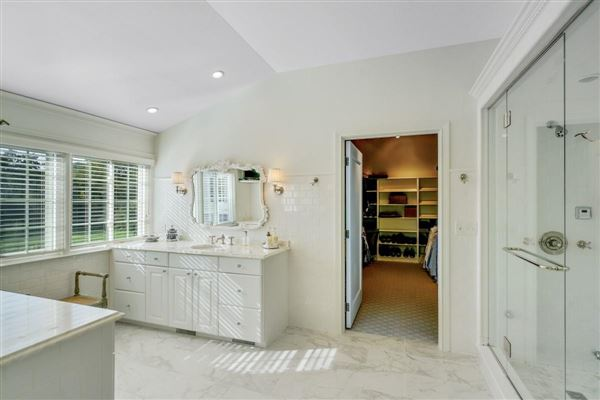 Luxury real estate this remodeled estate is Timeless in its design