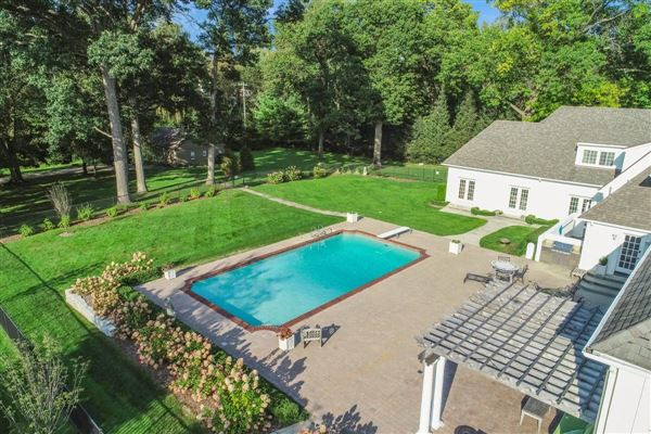 Luxury properties this remodeled estate is Timeless in its design