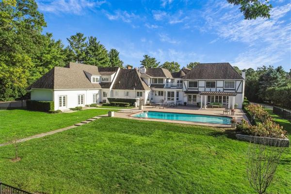 Mansions this remodeled estate is Timeless in its design