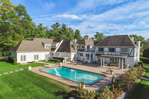 this remodeled estate is Timeless in its design mansions