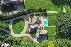 this remodeled estate is Timeless in its design luxury homes