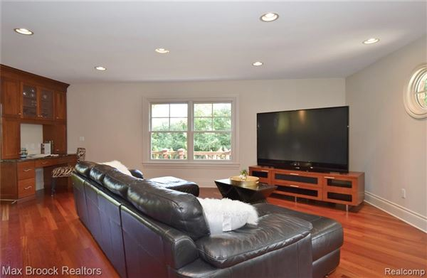 stunning contemporary colonial overlooking the rouge river luxury properties