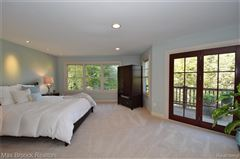stunning contemporary colonial overlooking the rouge river luxury real estate