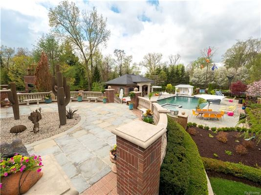 Three-acre Franklin property offering unparalleled amenities luxury real estate