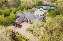 Mansions in Three-acre Franklin property offering unparalleled amenities