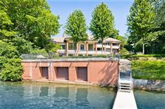 Luxury real estate Spectacular gated estate on shores of pine lake