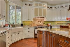 Luxury homes in casually elegant home on the savannah river