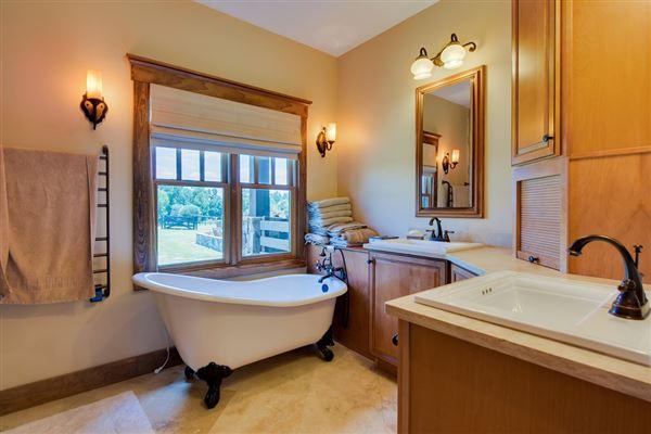 Luxury real estate superior interior finishes