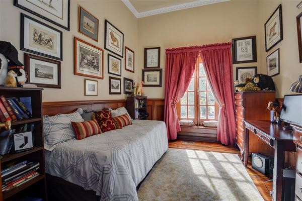 Luxury properties Two Trees Main Residence