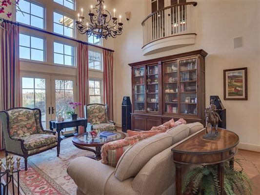 Luxury homes nearly perfect 74 plus acre equestrian estate