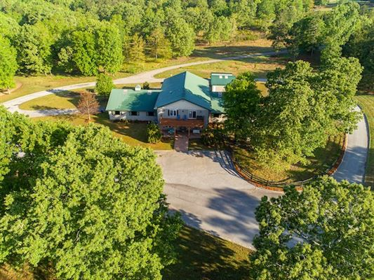 Mansions Just Hope Farm