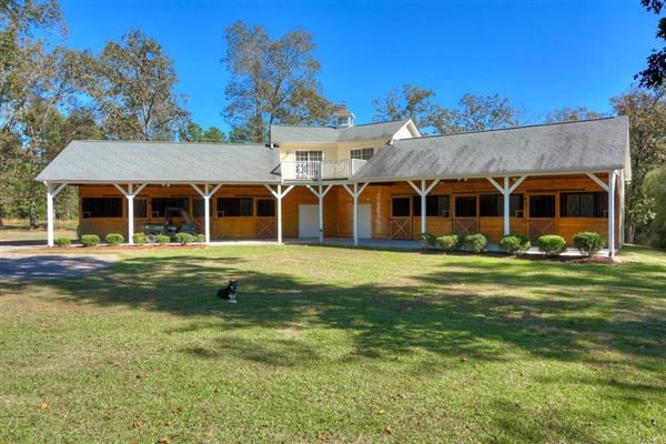 Luxury real estate Sweet Gum Farm