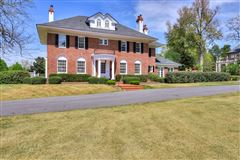 Mansions in warm and inviting home on Walton Way