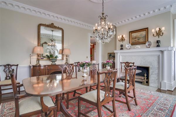 Luxury properties warm and inviting home on Walton Way