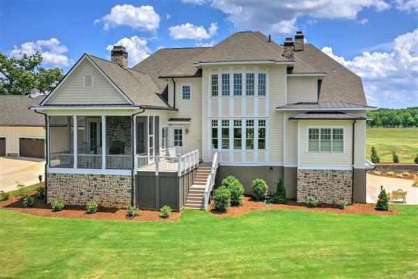 Luxury properties Southern charm meets modern comfort