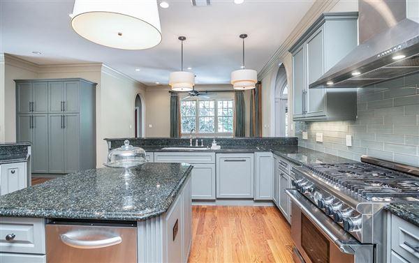 Gorgeous home on almost three acres in Kiokee Ridge luxury properties