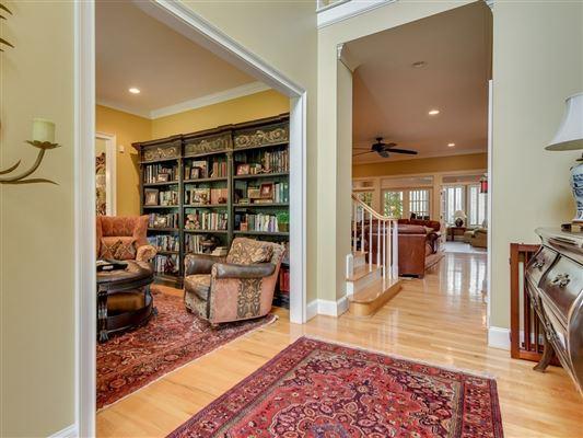 Luxury homes a grand home on a corner lot in prestigious Barrington Subdivision