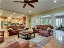 a grand home on a corner lot in prestigious Barrington Subdivision luxury real estate