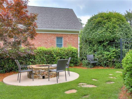 Mansions a grand home on a corner lot in prestigious Barrington Subdivision