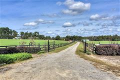 Beautiful farm property includes a guest house luxury real estate