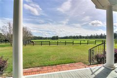 Beautiful farm property includes a guest house mansions