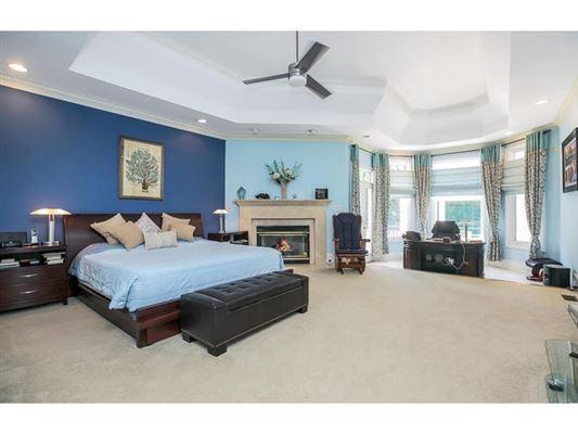 Luxury properties an Impressive estate home in West Lake