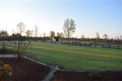 Luxury homes private equestrian estate