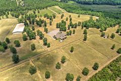 Luxury real estate private equestrian estate