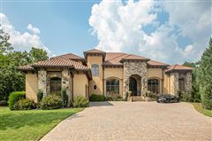 Luxury homes Immaculate, Mediterranean style home