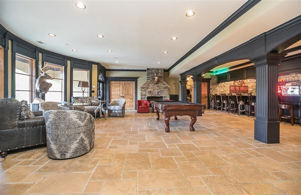 Immaculate, Mediterranean style home luxury real estate
